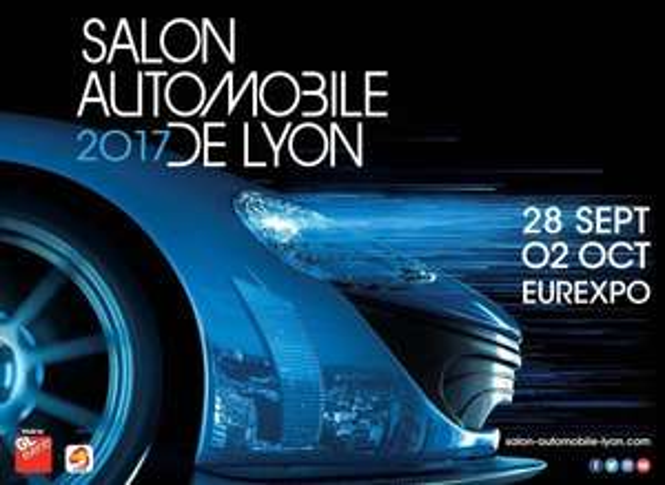 Entrée gratuite pour le salon de l'automobile à Lyon
