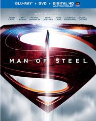 Blu-ray+ DVD Man Of Steel
