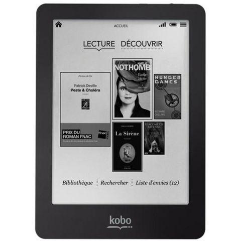 Liseuse numérique Kobo Glo by Fnac