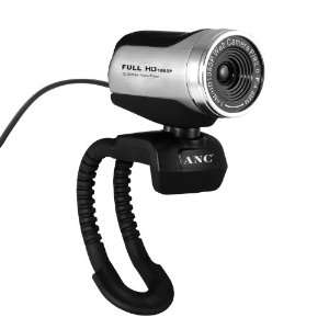 Webcam Full HD 1080P TeckNet, Microphone integré
