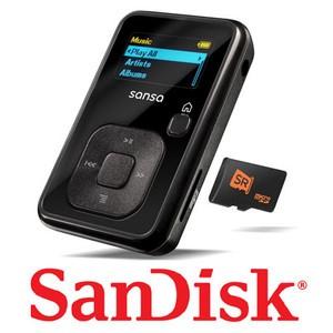 Lecteur MP3 Sandisk Sansa Clip+ de 4 à 8 Go - Reconditionnés - A partir de