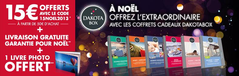 15€ de réduction + livre photo gratuit (12.90€) + livraison gratuite avant Noël
