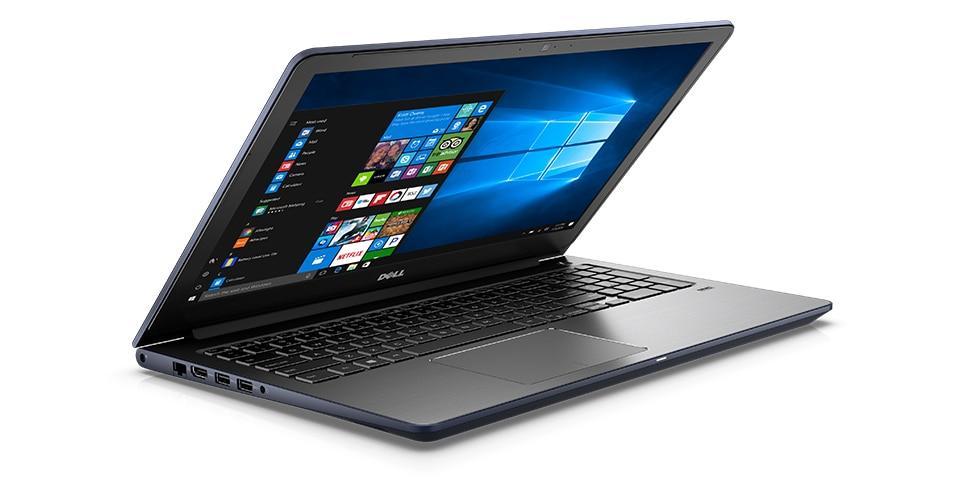 Sélection de PC Dell Desktop & Laptop en promotion - Ex : PC Portable Vostro 5568 - W10 Pro, 15,6', i3-6006U, 8 Go RAM, SSD 128 Go, Full HD Antireflet