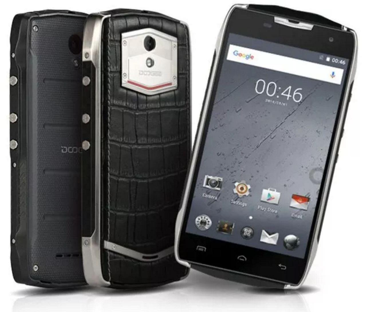 """Smartphone 5"""" Doogee T5 - MTK6753, 3 Go de RAM, 32Go, Reconditionné"""