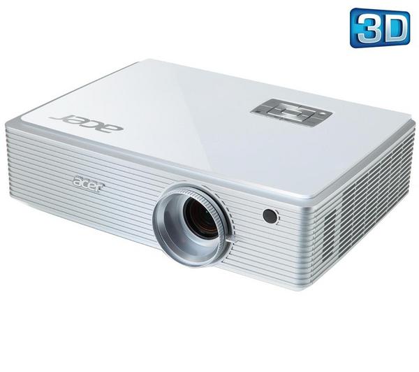 Vidéoprojecteur 3D Acer K520 DLP hybride LED