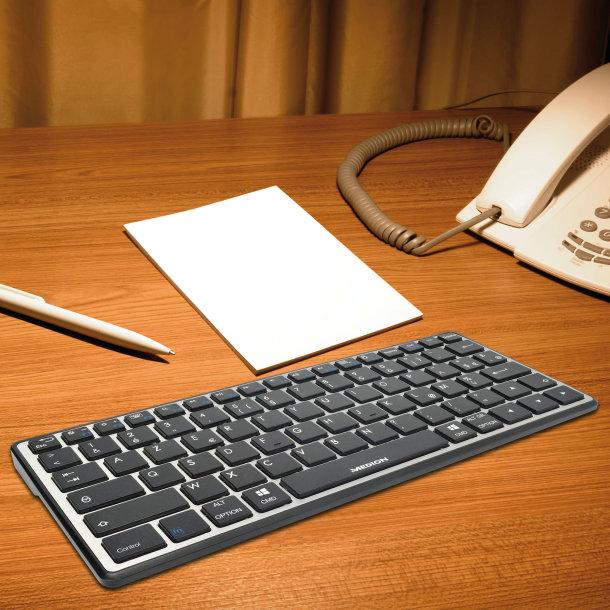 Clavier Bluetooth Medion pour tablettes et smartphones