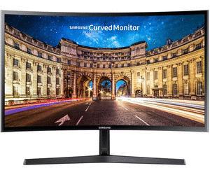 """Écran PC incurvé 27"""" Samsung C27F396FHU - 1920x1080, LCD VA, 4 ms"""