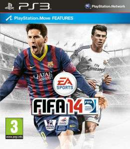 FIFA 14 sur PS3/Xbox 360