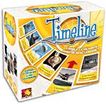 Jeu Time Line : 200 cartes + CD Asmodée