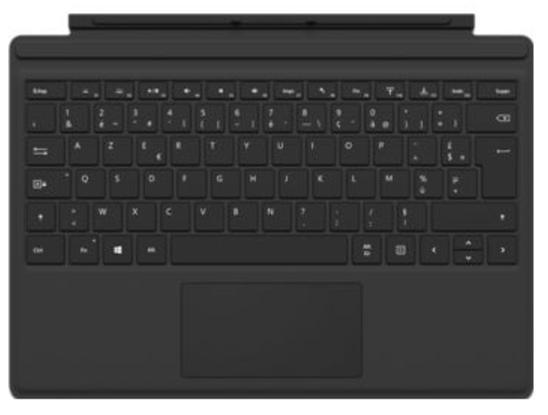 Clavier Type Cover Microsoft Surface Pro 4 - Noir