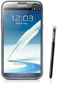 Samsung Galaxy Note 2 Gris N7100 (ou blanc supplément)