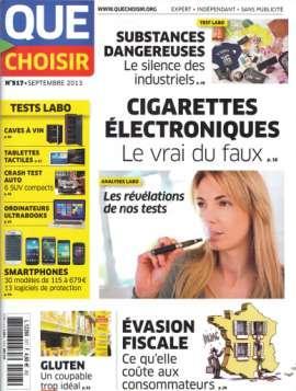 30% de réduction sur une sélection d'abonnements magazine (+ 5€ sur la carte U) - Ex : Que Choisir (19 numéros) à 44.1€
