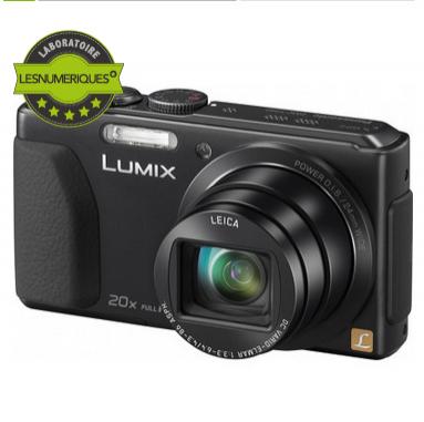 Appareil photo compact Panasonic Lumix DMC TZ40 ( avec ODR 30€) - Noir, gris ou blanc
