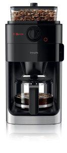 Cafetière Philips HD7761/00  filtre avec broyeur, sélécteur intensité, café grains/moulu