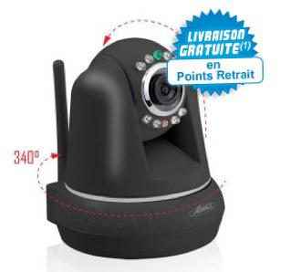 Caméra IP WiFi-N motorisée Advance WB-IP03A-B (30.05 € via Buyster)