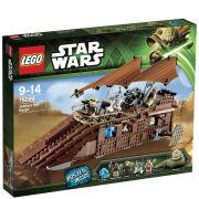 -20% sur une sélection de jouets Ex : Lego Jabba's Sail Barge à 77,99€