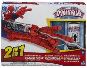 Lance fluide et eau Spiderman Hasbro