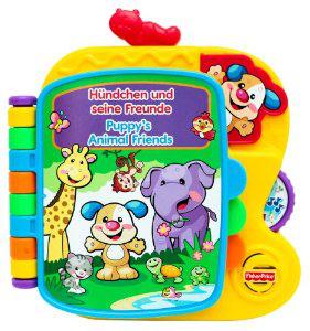 Livre pour enfants Fisher Price Mattel Bilingue (Allemand-Anglais)