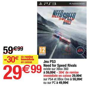 Need For Speed Rivals sur PS3/Xbox 360