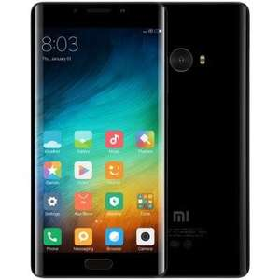 "Smartphone 5.7"" Xiaomi Mi Note 2 Noir - Full HD, Snapdragon 821, RAM 4 Go, ROM 64 Go (Sans B20)"