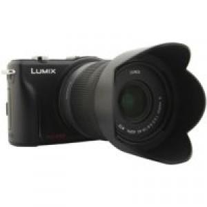 Appareil photo PANASONIC GF2 Hybride numérique + objectif 14-42mm noir ou blanc