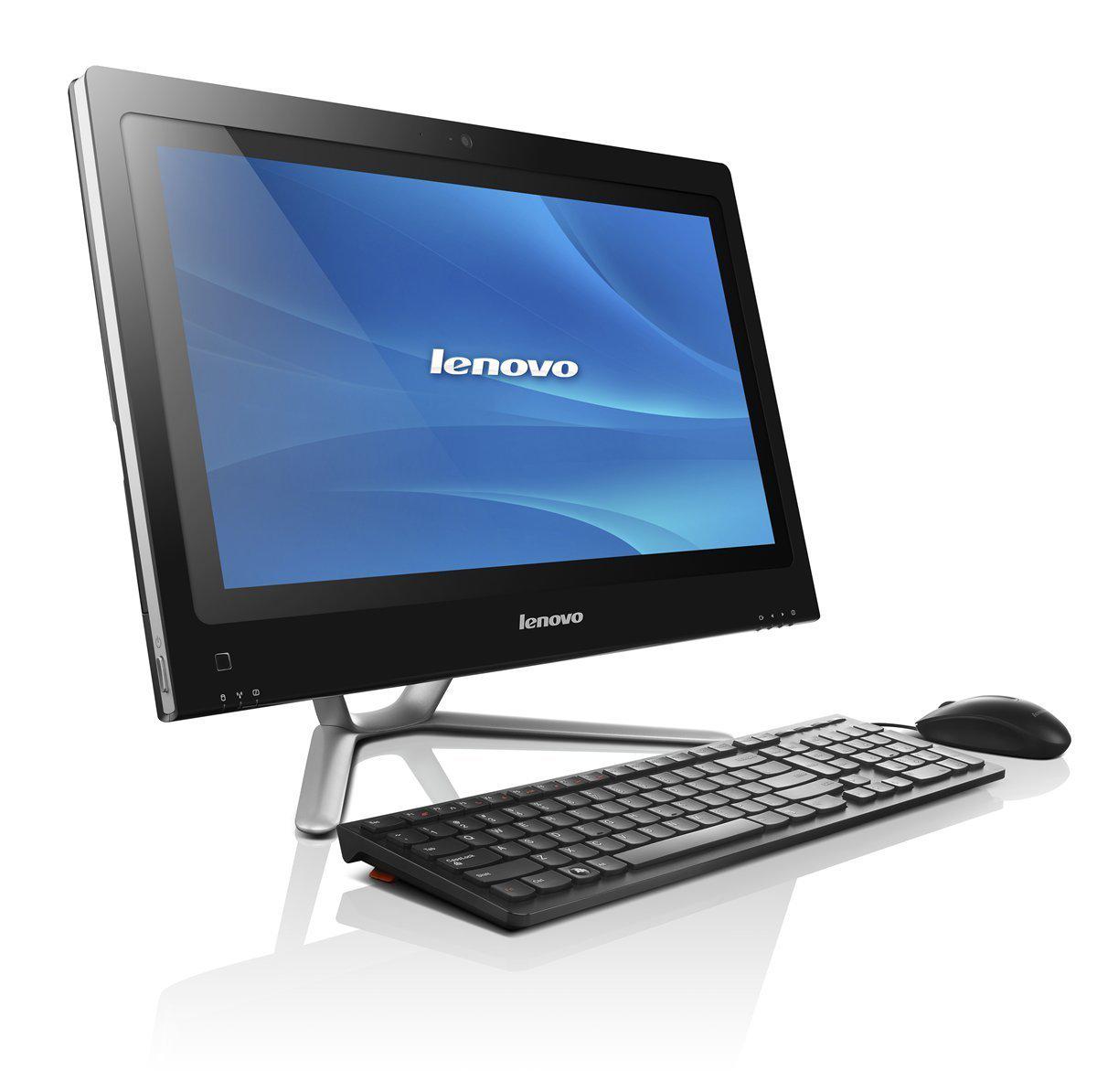 """PC de bureau tactile tout-en-un 21,5"""" Lenovo C440"""