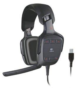 Casque Gaming Logitech G35 Son surround 7.1