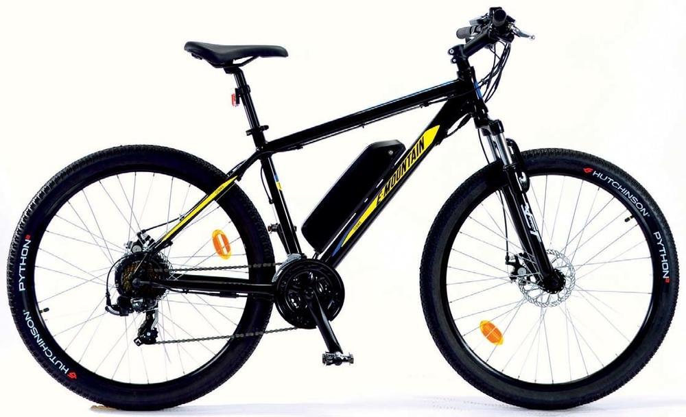 """Vélo tout terrain à assistance électrique 27,5"""" E-mountain"""