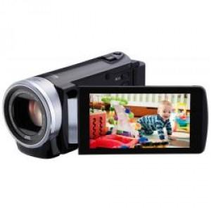 Caméscope numérique Full HD JVC GZ-E205 Noir