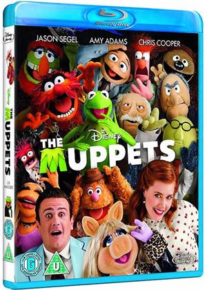 Les Muppets en Blu-ray