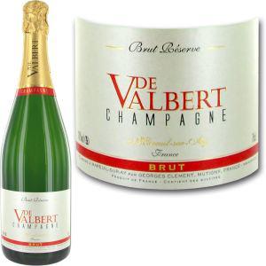 champagne De Valbert Brut Réserve