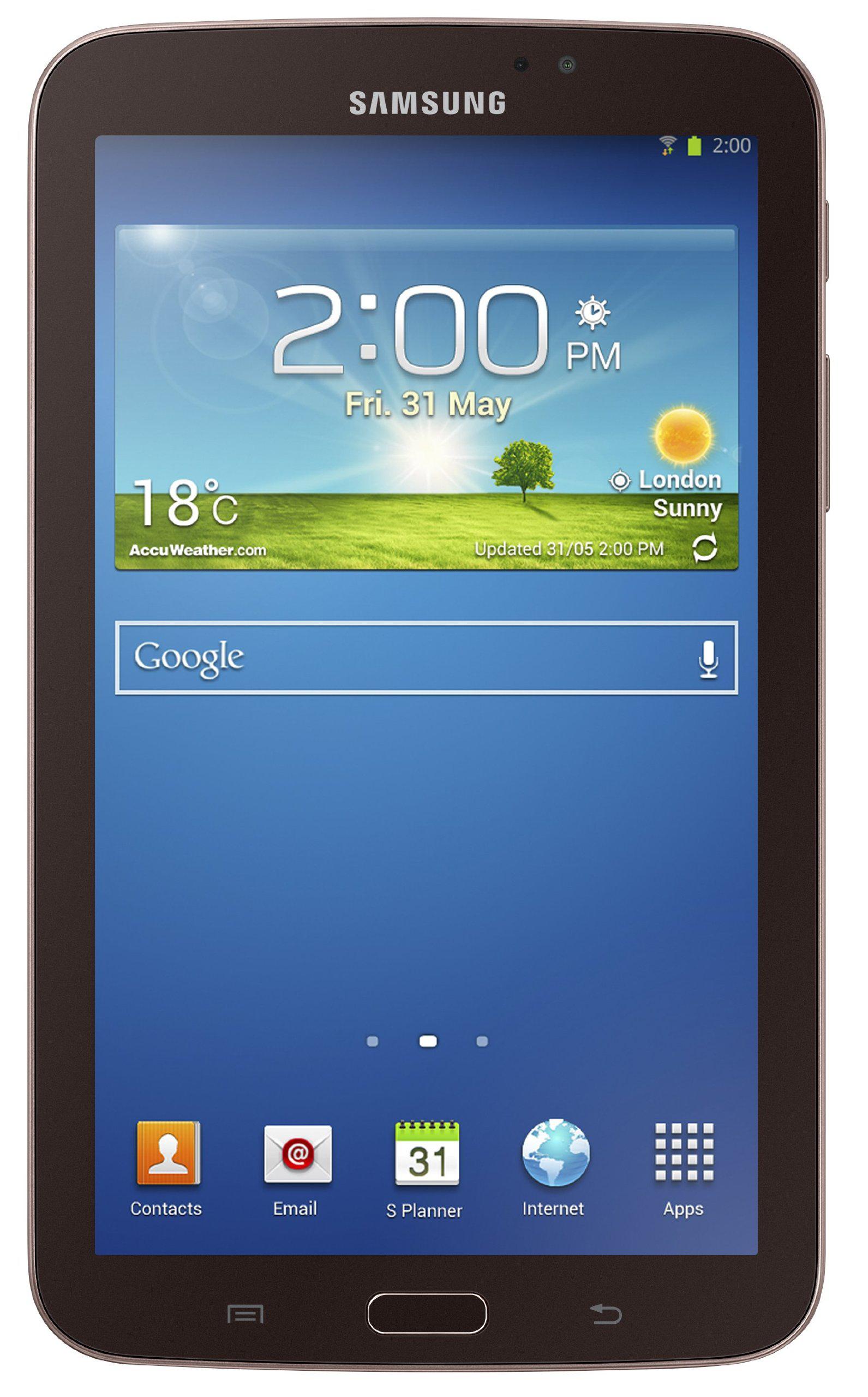 "Tablette tactile Samsung Galaxy Tab 3 7"" (+ 20€ en bon d'achat offert)"