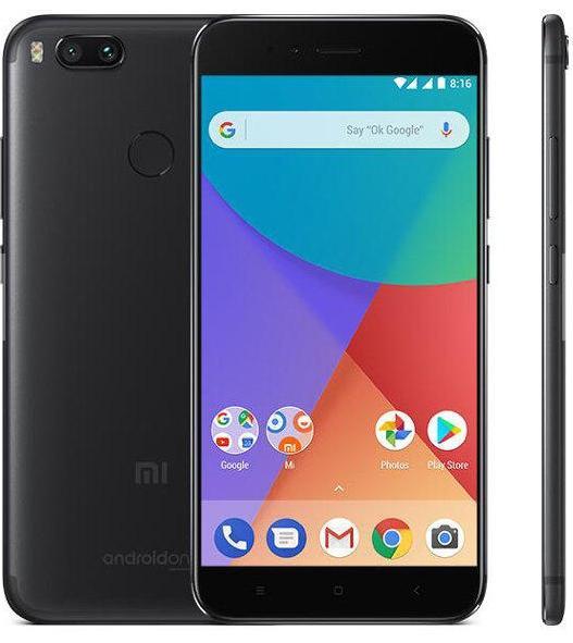 "[Pré-commande] Smartphone 5.5"" Xiaomi Mi A1 - SnapDragon 625, 4 Go de RAM, 64 Go, 4G (B20), différents coloris"