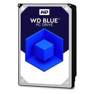 Disque dur interne 3.5 Western Digital Blue recertifié - 3 To, 5400 trs/min, 64 Mo cache