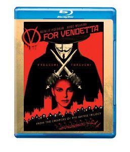 Blu-ray V pour Vendetta et autres...