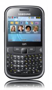Samsung Chat 335, avec offre de remboursement de 30€
