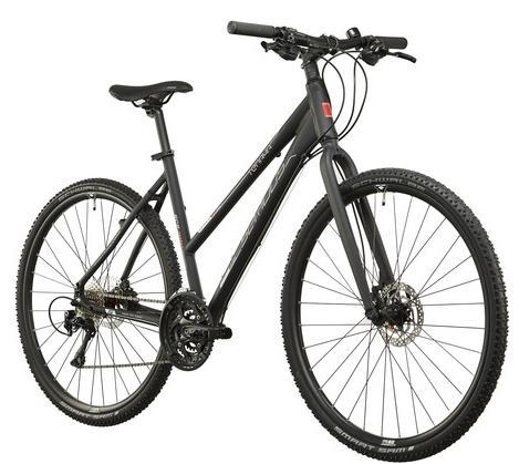 Sélection de produits en Promotion - Ex: VTC Serious Tenaya Hybrid Noir (55cm)