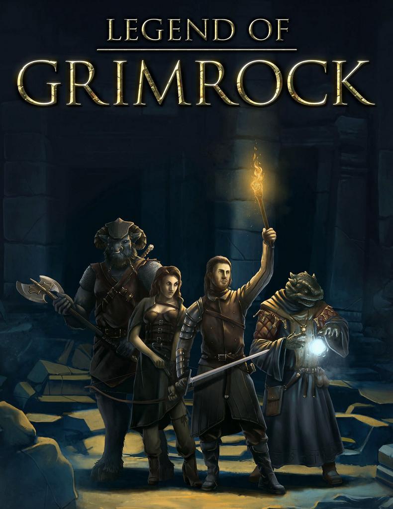 Legend of Grimrock (Steam)