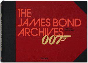 Livre The James Bond Archives