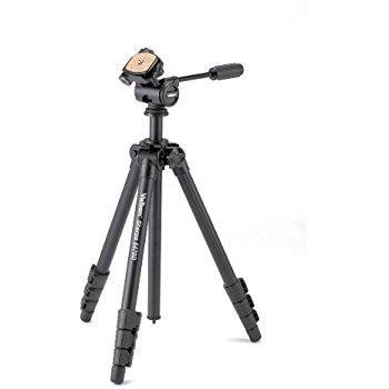 Trépied pour appareil photo Hama Star 62 160-3D - 160cm max