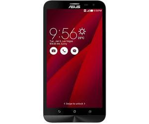 """Smartphone 6"""" Asus ZenFone 2 Laser (ZE601KL) - SnapDragon 615, 3 Go de RAM, 32 Go, rouge"""