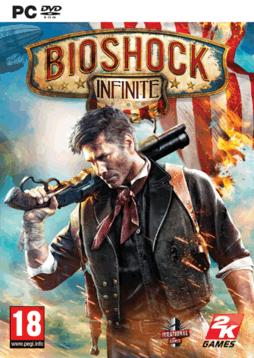 Bioshock Infinite sur PC (Steam)