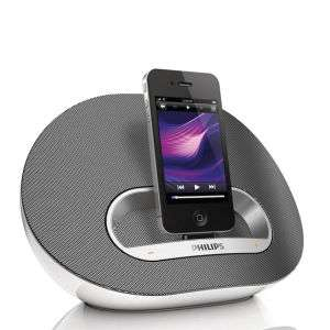 Dock Philips pour iPod/iPhone avec batterie rechargeable
