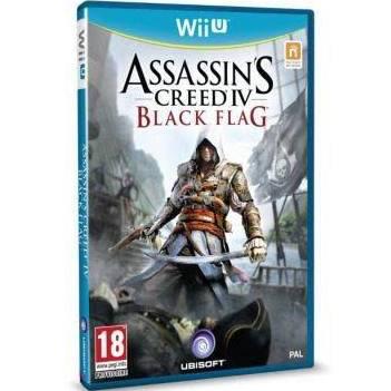 Assassin's creed IV Black Flag sur Wii U/XBox 360/PS3