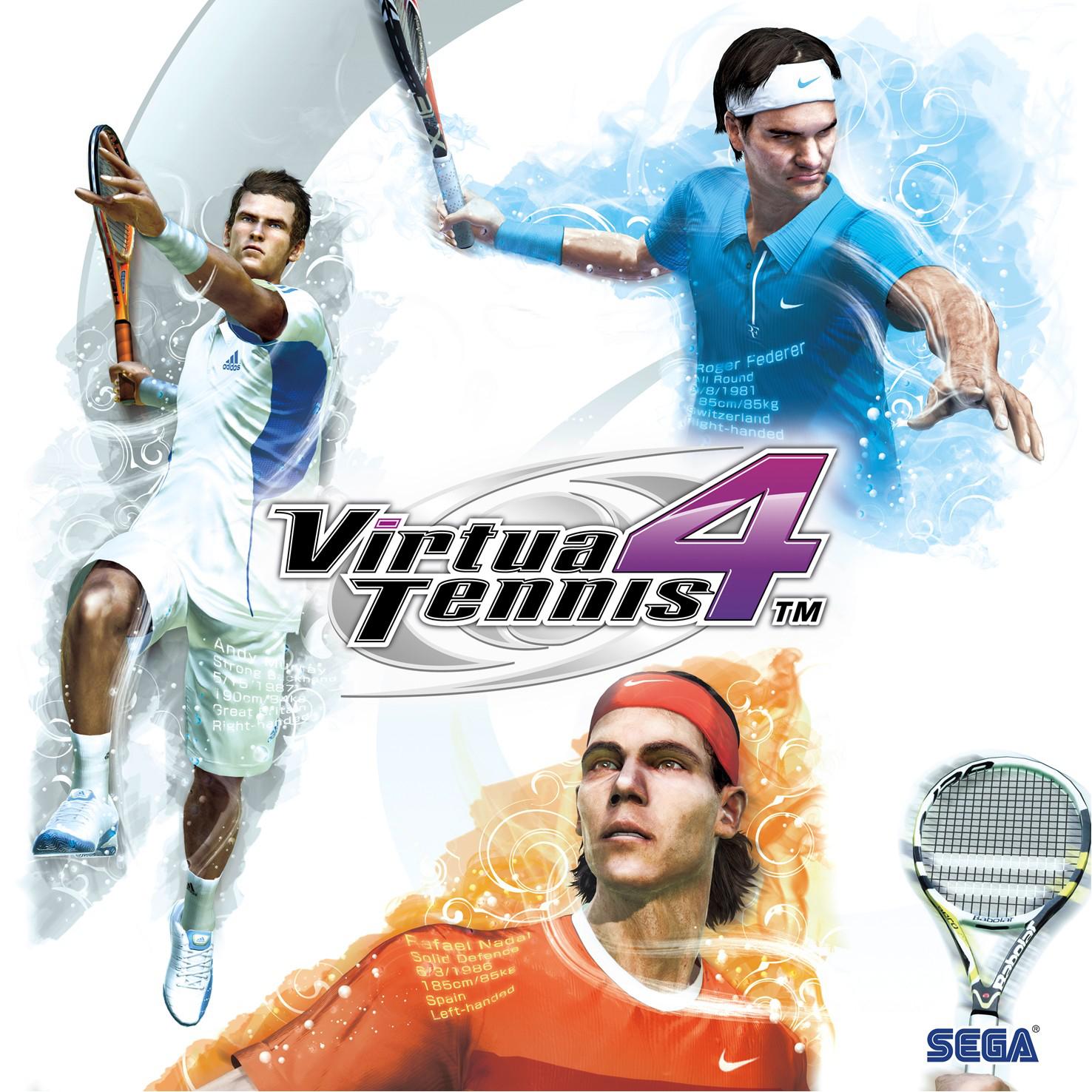 Virtua Tennis 4 sur PC (Steam - Dématérialisé)