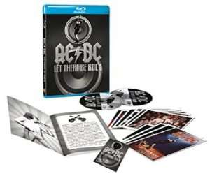 Coffret Blu-ray AC/DC - Let There Be Rock