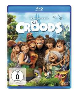 Blu-Ray Les Croods