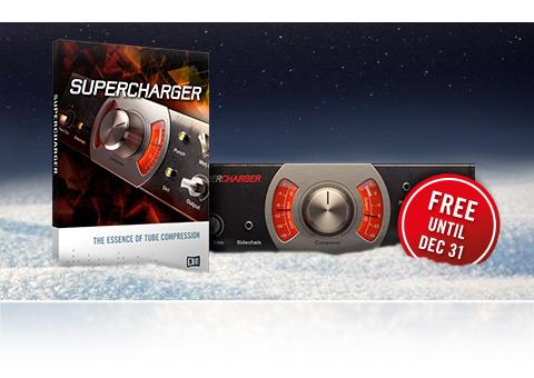 Plugins compresseur & Set pour Komplete Traktor (Logiciel DJ) gratuit (au lieu de 49€)