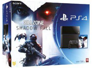 Console PS4 500 Go Noire + Killzone: Shadow Fall - En stock livraison premium possible