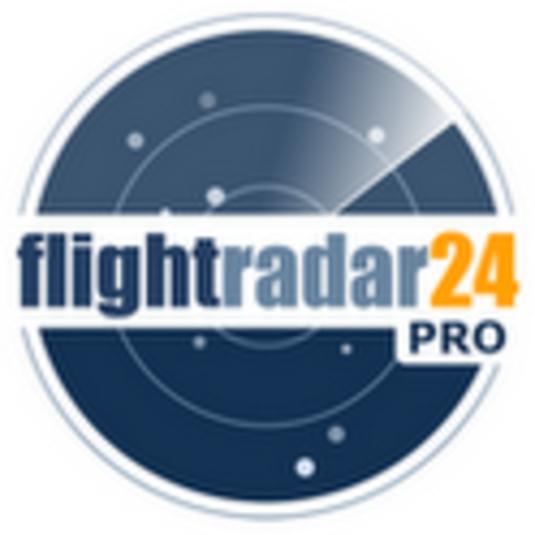 Application Flightradar Pro